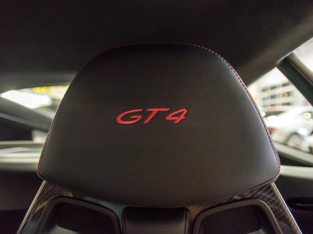 2016 Porsche Cayman GT4 - Photo 24 - Springfield, MO 65802