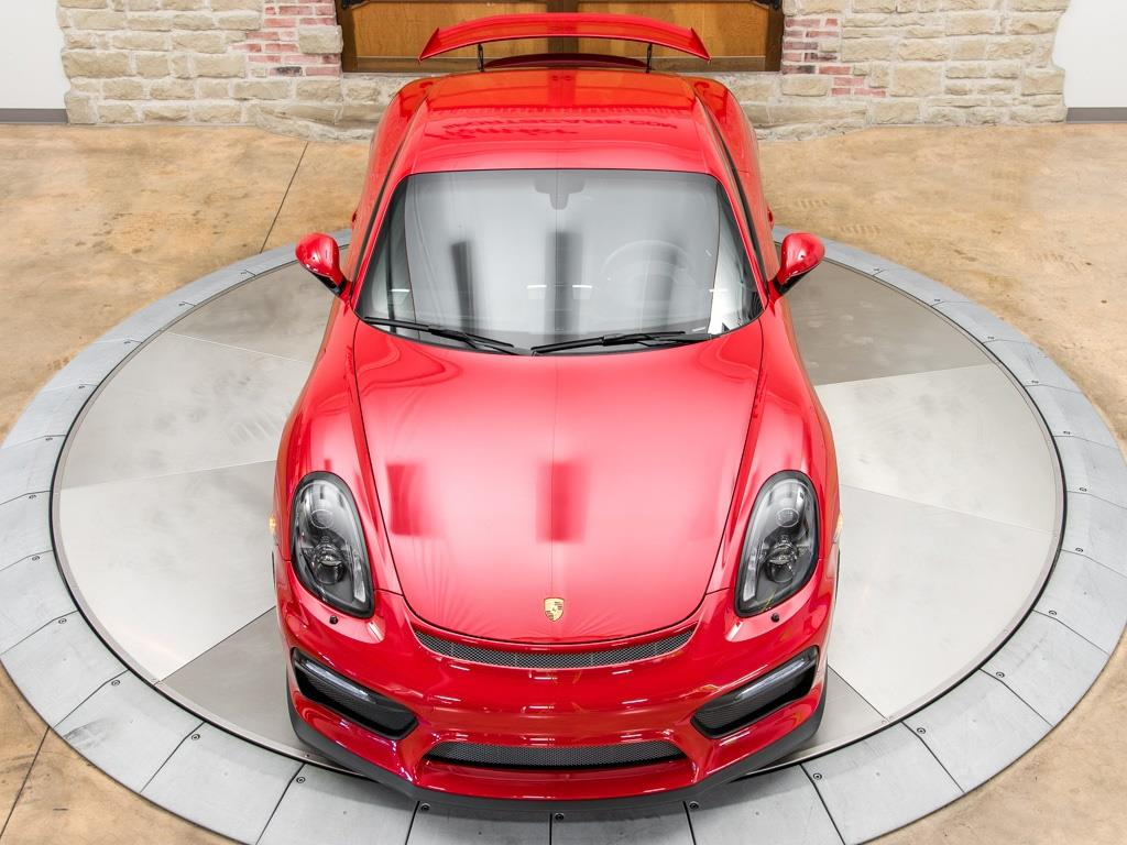 2016 Porsche Cayman GT4 - Photo 31 - Springfield, MO 65802