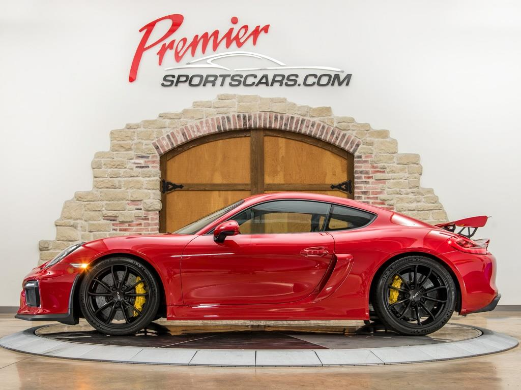 2016 Porsche Cayman GT4 - Photo 6 - Springfield, MO 65802