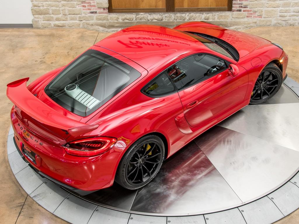 2016 Porsche Cayman GT4 - Photo 30 - Springfield, MO 65802