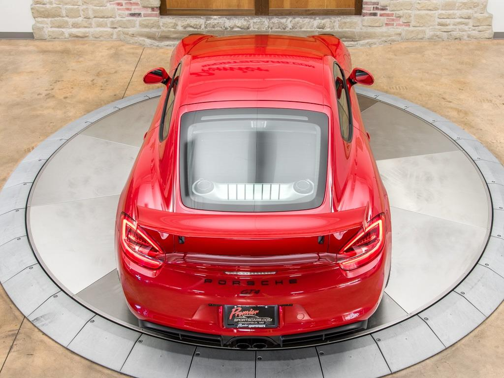 2016 Porsche Cayman GT4 - Photo 33 - Springfield, MO 65802