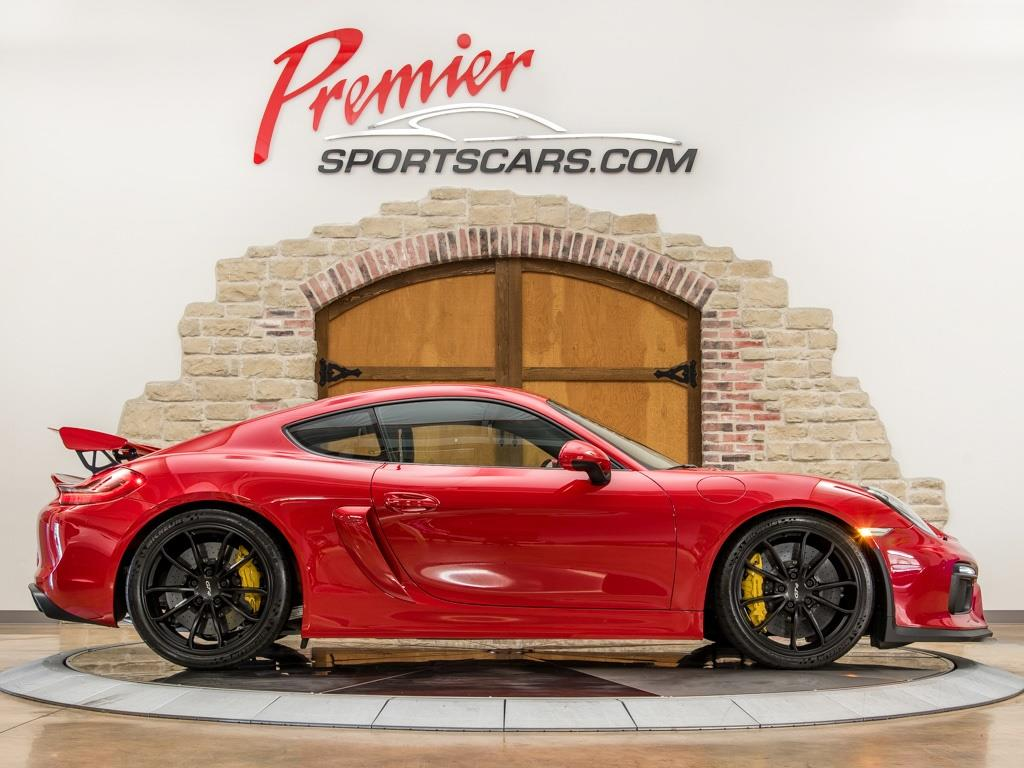 2016 Porsche Cayman GT4 - Photo 3 - Springfield, MO 65802