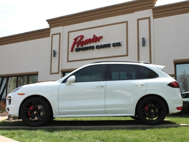 2013 porsche cayenne gts for sale in springfield mo stock p4359. Black Bedroom Furniture Sets. Home Design Ideas