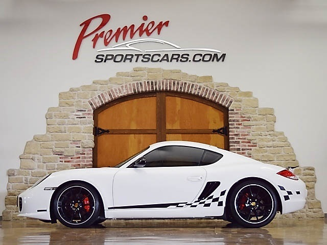 2012 porsche cayman r for sale in springfield mo stock p4750. Black Bedroom Furniture Sets. Home Design Ideas