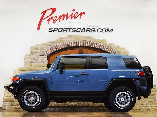 2014 toyota fj cruiser trail teams ulimate edition for sale in springfield mo stock p4941. Black Bedroom Furniture Sets. Home Design Ideas