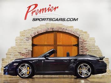 2009 Porsche 911 Turbo Cabriolet Convertible