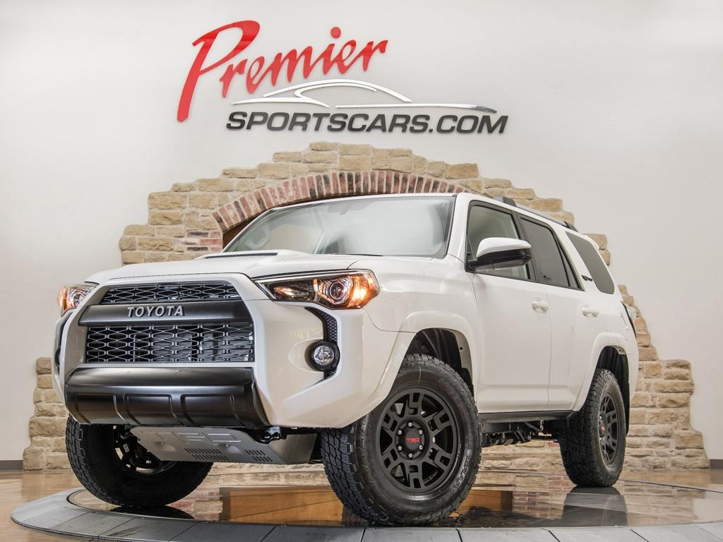 2017 toyota 4runner trd pro photo 1 springfield mo 65802