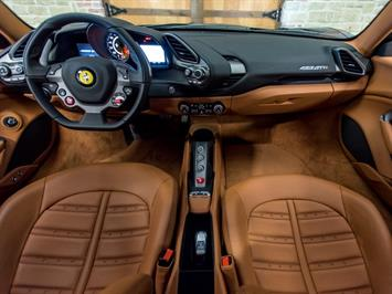 2016 Ferrari 488 GTB Coupe