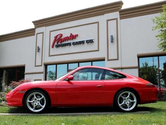 2002 Porsche 911 Carrera For Sale In Springfield Mo