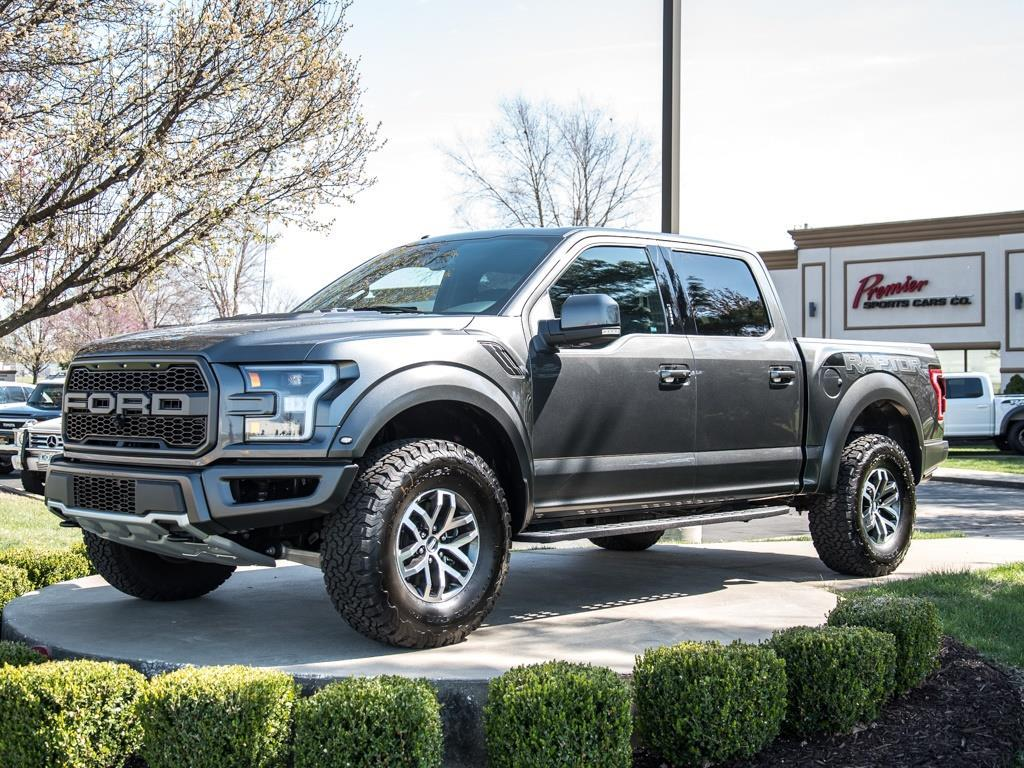 2017 Ford F 150 Raptor For Sale In Springfield Mo Stock P5057
