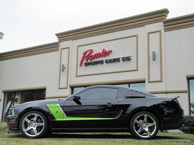 2012 ford mustang gt roush stage 3 for sale in springfield mo stock p3933. Black Bedroom Furniture Sets. Home Design Ideas