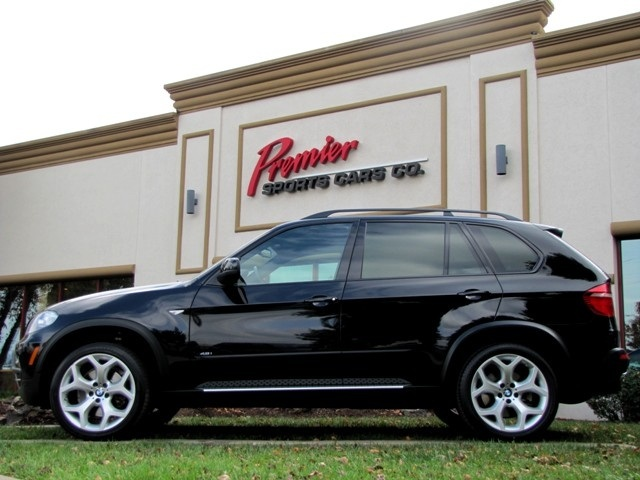 2008 bmw x5 for sale in springfield mo stock p4021. Black Bedroom Furniture Sets. Home Design Ideas