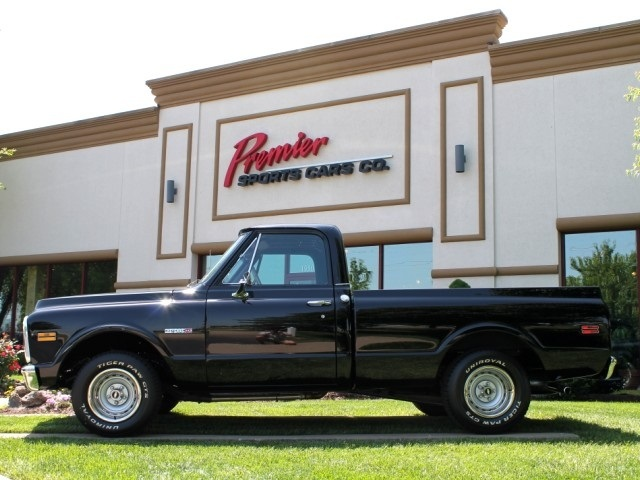 1971 chevrolet c10 cheyenne for sale in springfield mo stock p4403. Black Bedroom Furniture Sets. Home Design Ideas