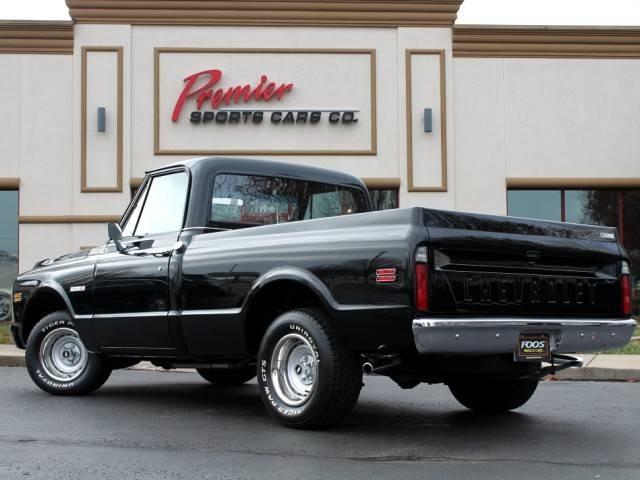 Rv For Sale Springfield Mo >> 1971 Chevrolet C10 Cheyenne for sale in Springfield, MO ...