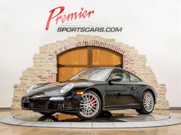 2011 Porsche 911 Carrera Coupe