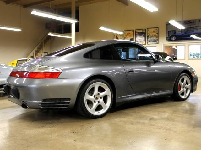 2003 porsche 911 carrera 4s for sale in springfield mo stock p4120. Black Bedroom Furniture Sets. Home Design Ideas