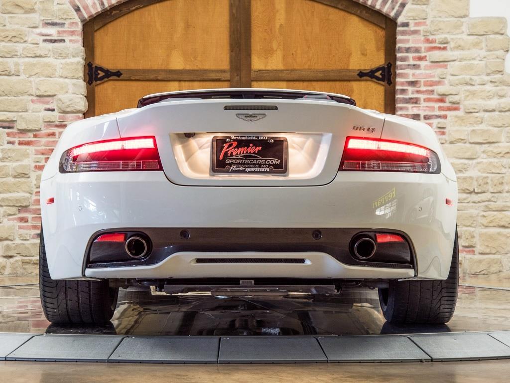 2015 Aston Martin DB9 Volante - Photo 8 - Springfield, MO 65802