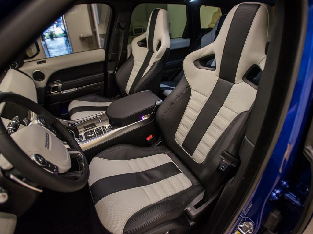 2016 Land Rover Range Rover Sport SVR - Photo 17 - Springfield, MO 65802