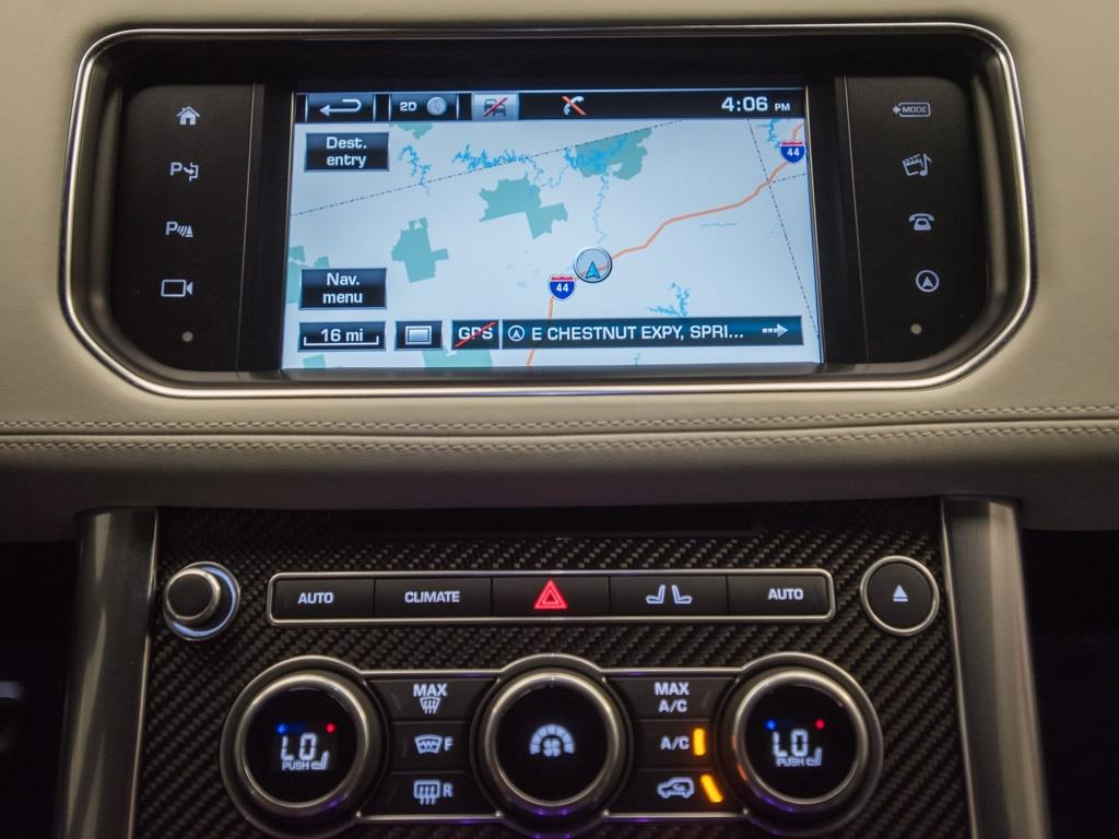 2016 Land Rover Range Rover Sport SVR - Photo 11 - Springfield, MO 65802