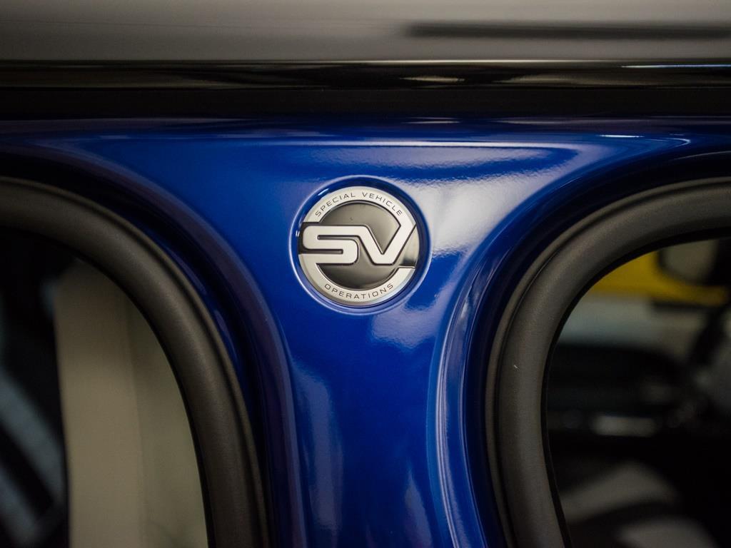 2016 Land Rover Range Rover Sport SVR - Photo 34 - Springfield, MO 65802