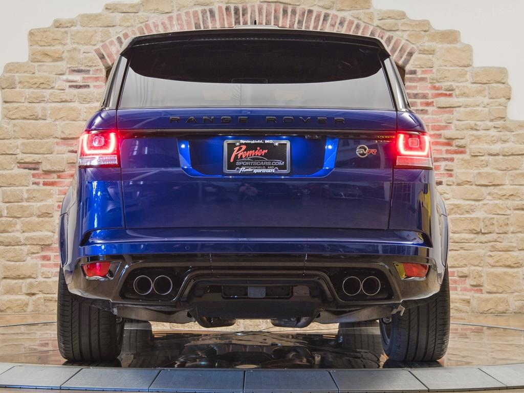 2016 Land Rover Range Rover Sport SVR - Photo 8 - Springfield, MO 65802