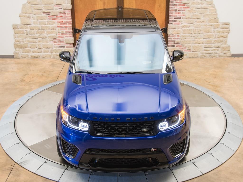 2016 Land Rover Range Rover Sport SVR - Photo 27 - Springfield, MO 65802