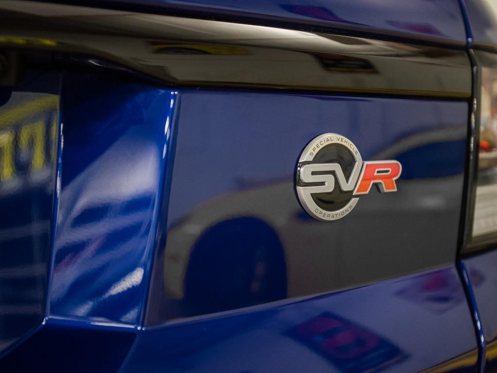 2016 Land Rover Range Rover Sport SVR - Photo 36 - Springfield, MO 65802
