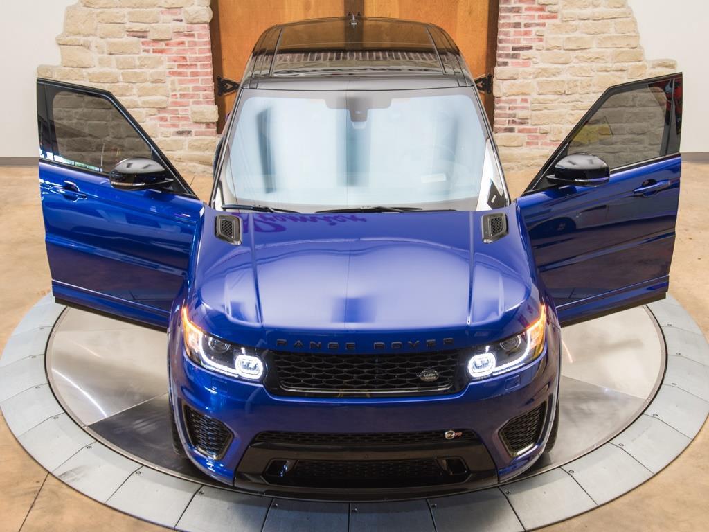 2016 Land Rover Range Rover Sport SVR - Photo 28 - Springfield, MO 65802