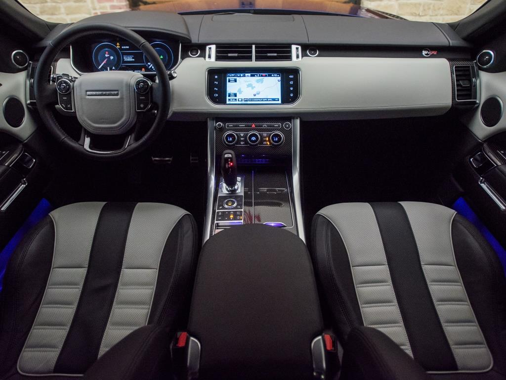 2016 Land Rover Range Rover Sport SVR - Photo 2 - Springfield, MO 65802
