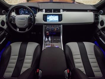 2016 Land Rover Range Rover Sport SVR SUV