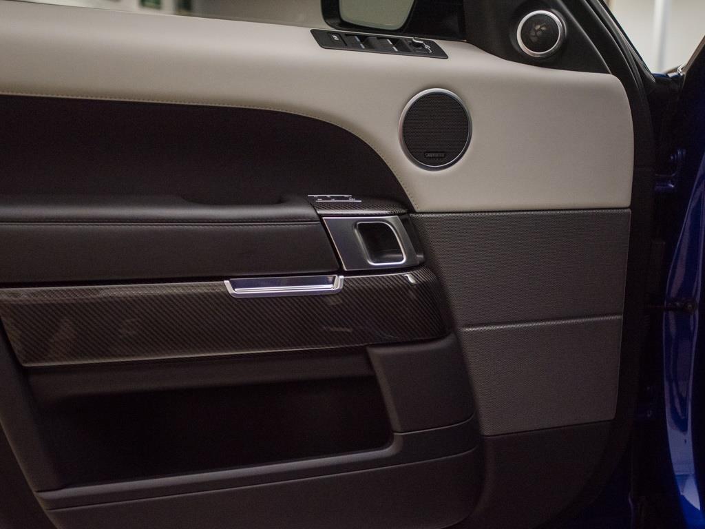 2016 Land Rover Range Rover Sport SVR - Photo 22 - Springfield, MO 65802