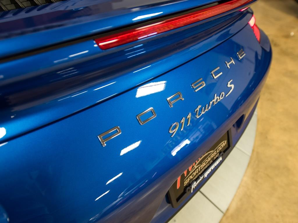2017 Porsche 911 Turbo S - Photo 37 - Springfield, MO 65802