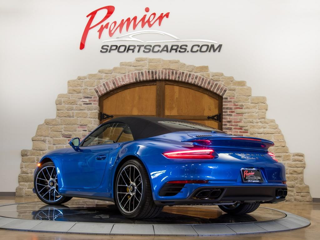 2017 Porsche 911 Turbo S - Photo 12 - Springfield, MO 65802