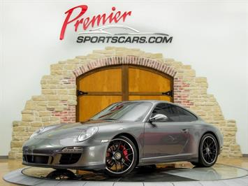 2012 Porsche 911 Carrera GTS Coupe