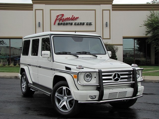 2011 mercedes benz g55 amg for sale in springfield mo for White motors springfield mo
