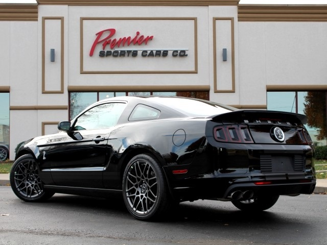 2014 ford mustang shelby gt500 for sale in springfield mo stock p4318. Black Bedroom Furniture Sets. Home Design Ideas