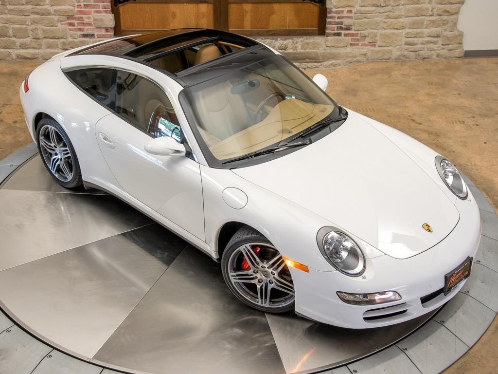 2008 Porsche 911 Targa 4S - Photo 26 - Springfield, MO 65802