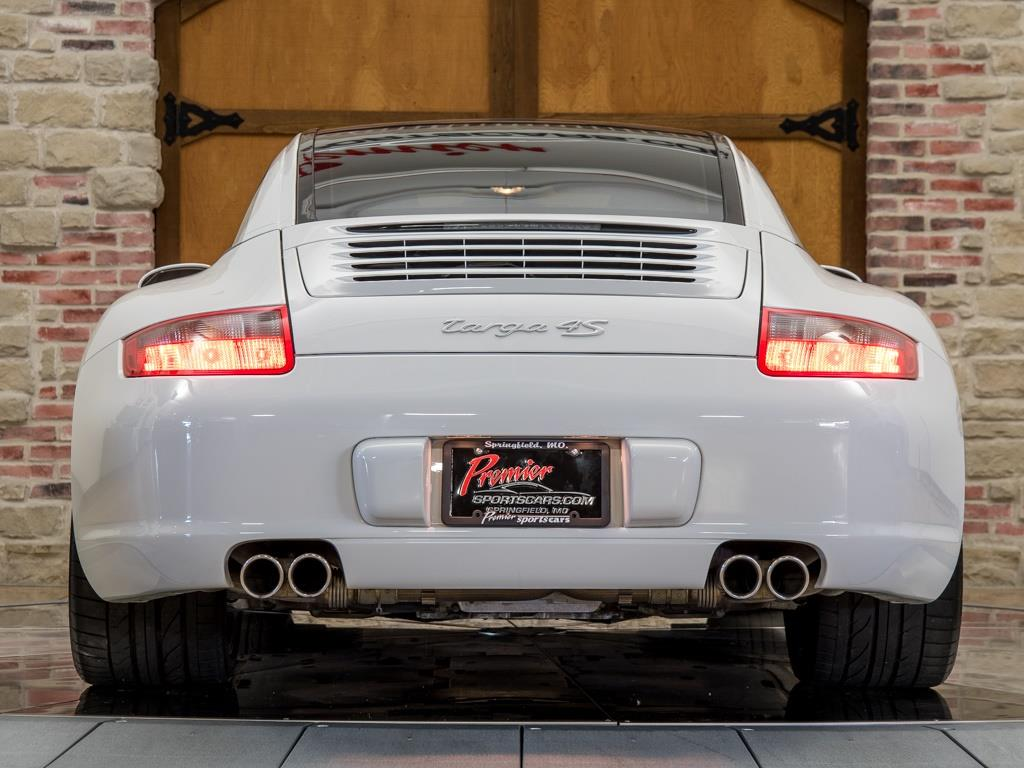 2008 Porsche 911 Targa 4S - Photo 8 - Springfield, MO 65802