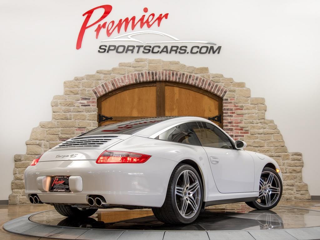 2008 Porsche 911 Targa 4S - Photo 9 - Springfield, MO 65802