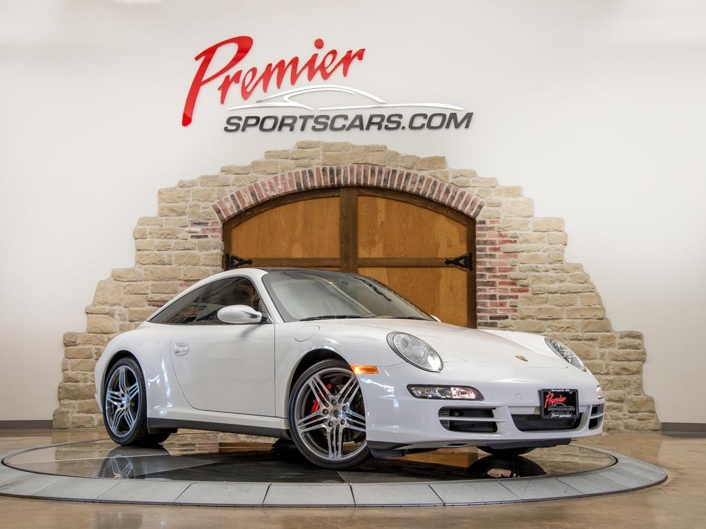 2008 Porsche 911 Targa 4S - Photo 4 - Springfield, MO 65802
