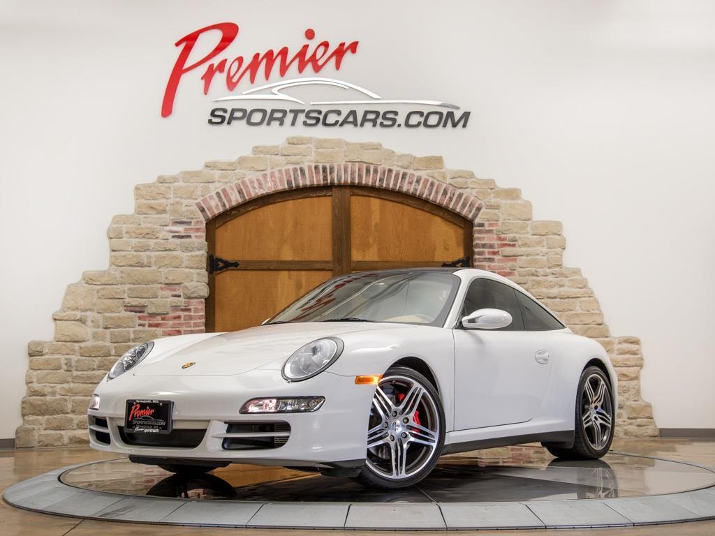 2008 Porsche 911 Targa 4S - Photo 1 - Springfield, MO 65802