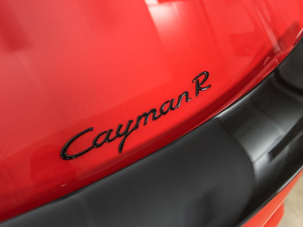 2012 Porsche Cayman R - Photo 35 - Springfield, MO 65802