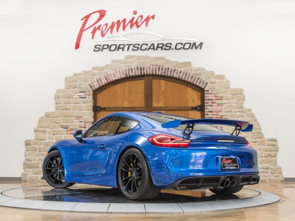 2016 Porsche Cayman GT4 - Photo 7 - Springfield, MO 65802