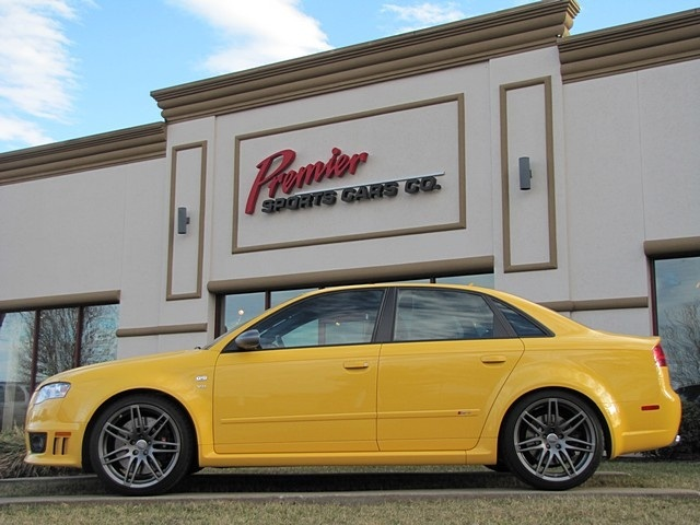 2008 audi rs4 quattro for sale in springfield mo stock p3782. Black Bedroom Furniture Sets. Home Design Ideas