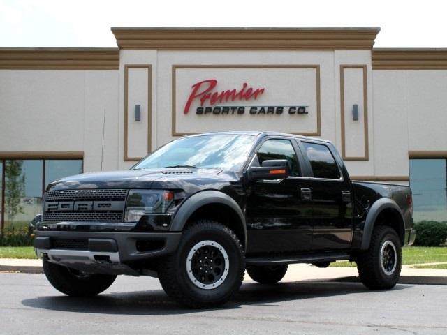 2013 Ford F 150 Svt Raptor For Sale In Springfield Mo
