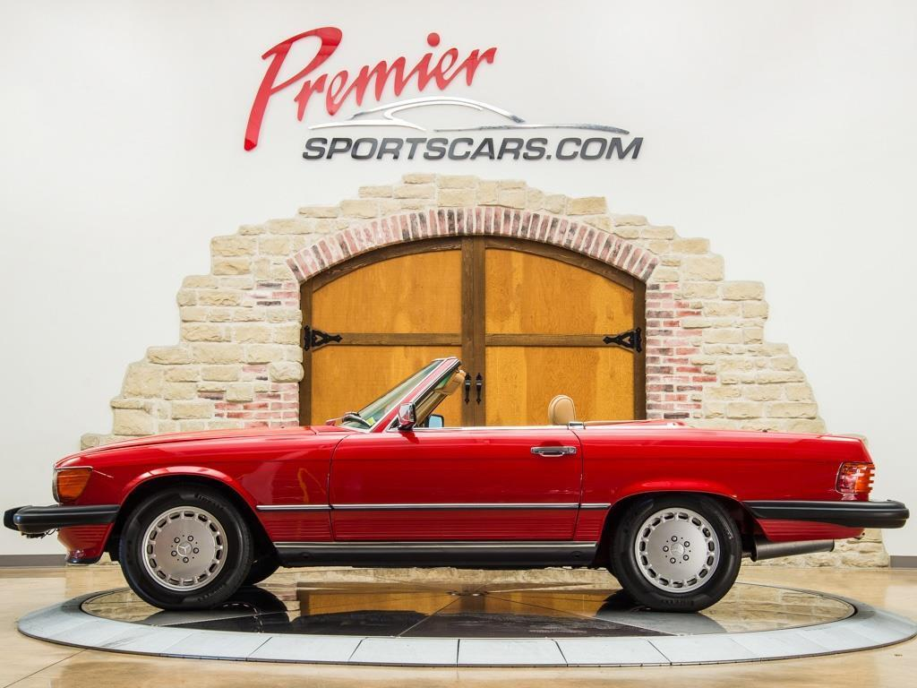 1989 Mercedes-Benz 560-Class 560 SL - Photo 6 - Springfield, MO 65802