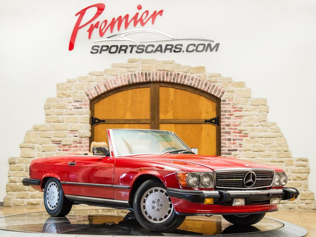 1989 Mercedes-Benz 560-Class 560 SL - Photo 4 - Springfield, MO 65802