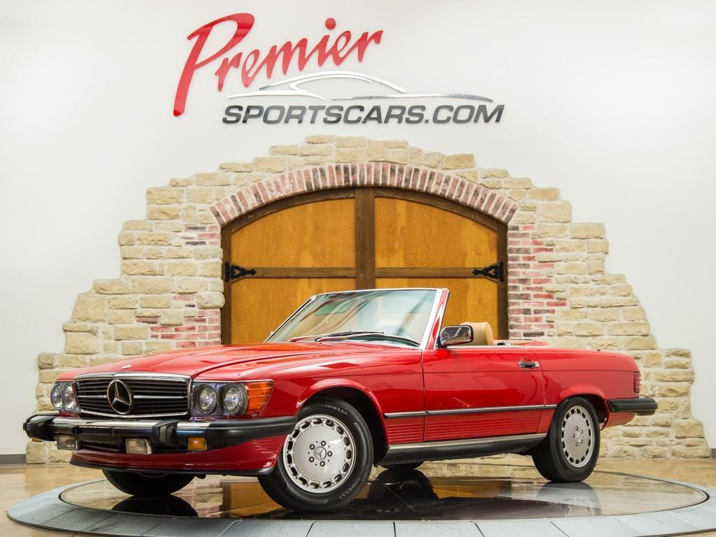 1989 Mercedes-Benz 560-Class 560 SL - Photo 1 - Springfield, MO 65802