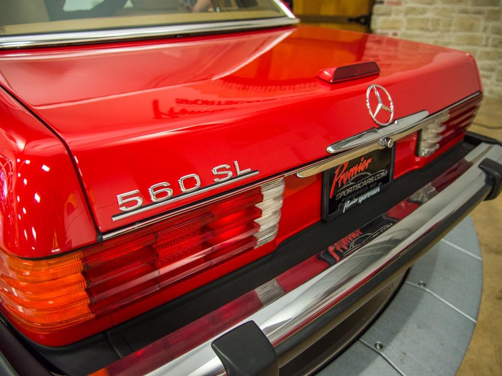 1989 Mercedes-Benz 560-Class 560 SL - Photo 32 - Springfield, MO 65802