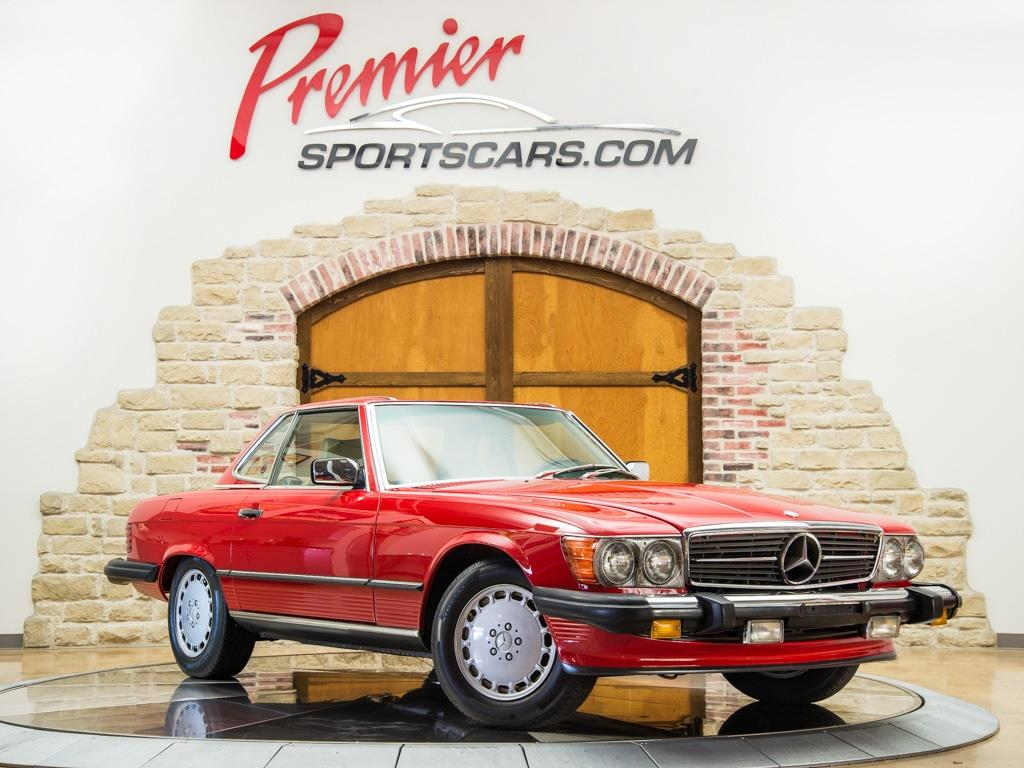 1989 Mercedes-Benz 560-Class 560 SL - Photo 25 - Springfield, MO 65802